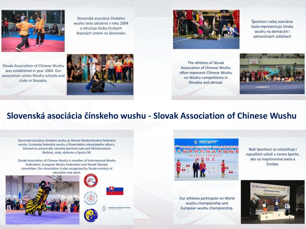 Slovenská asociácia čínskeho wushu (SAČW) - Slovak Association of Chinese Wushu